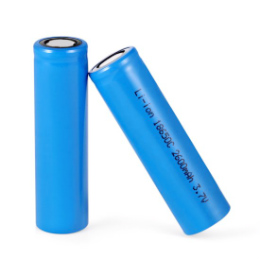 Li ion 18650 2600mAh Battery